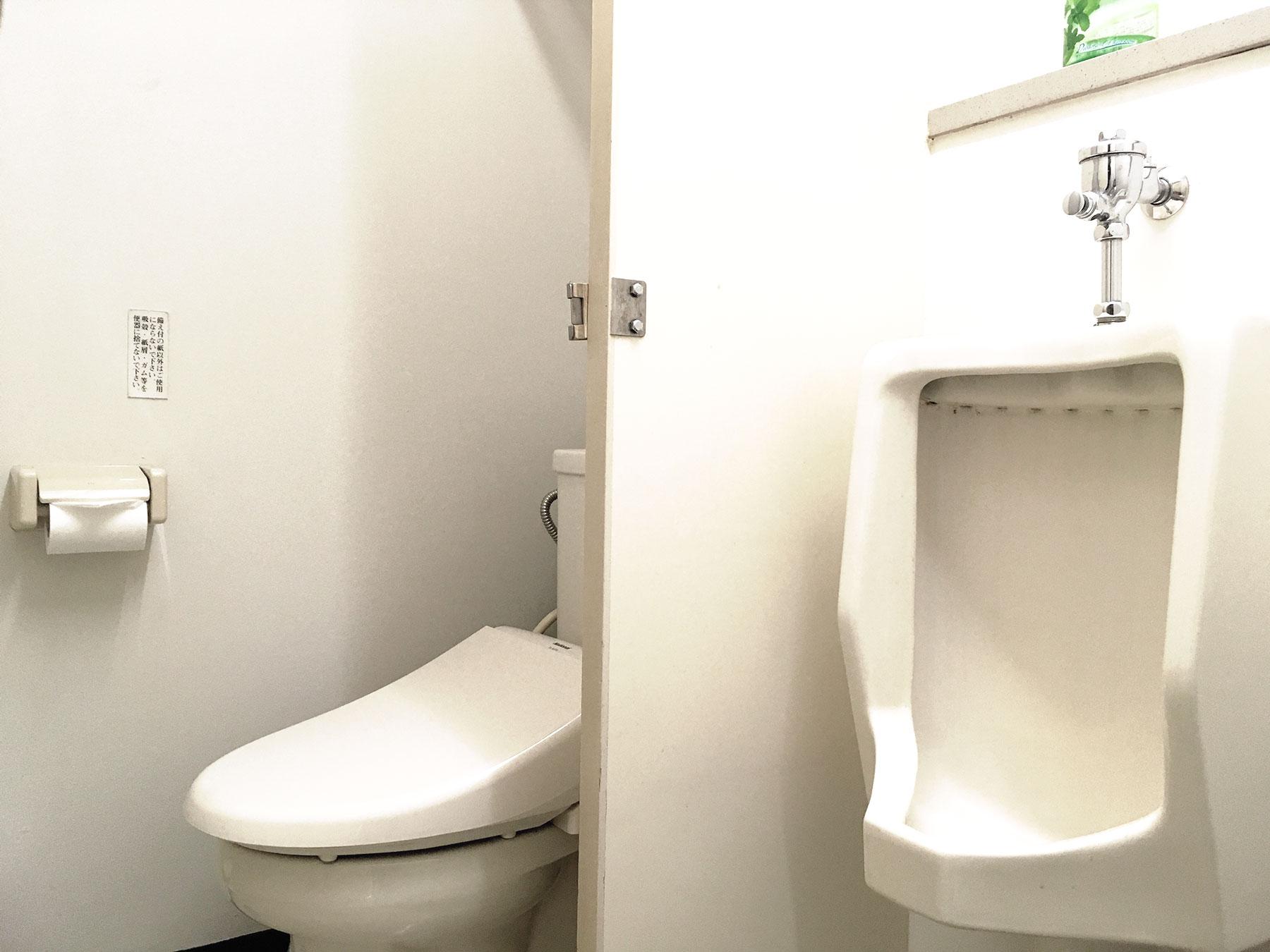 MIA築地スタジオ|トイレ