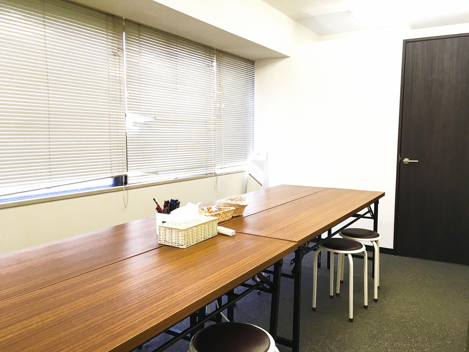 MIA築地スタジオ|楽屋・控室